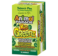 Kidz Greenz Phyto-Nutrient Supplement for Kids