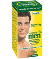 SOL Mens Multi Tablets