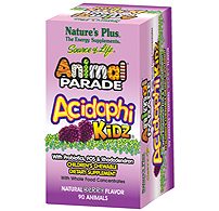 Acidophikids - Probiotics for Kids!  Nature's Plus